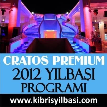 Cratos Premium Otel 2012 Yılbaşı Programı
