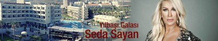 Vuni Palace Otel 2015 Yılbaşı Programı