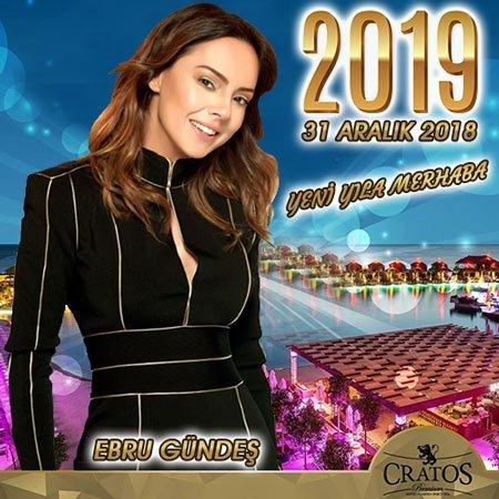 Cratos Otel Yılbaşı Programı 2019