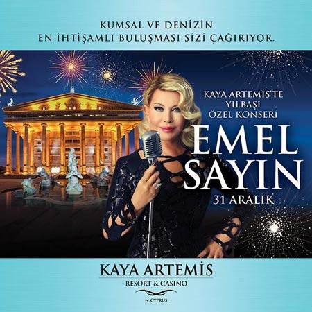 Kaya Artemis Kıbrıs Yılbaşı 2019
