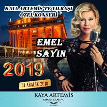 Kaya Artemis Hotel Yılbaşı 2019