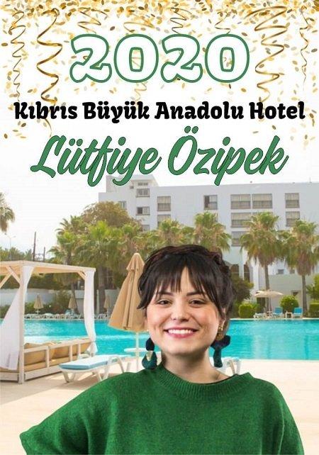 Büyük Anadolu Otel Kıbrıs Yılbaşı Programı 2020