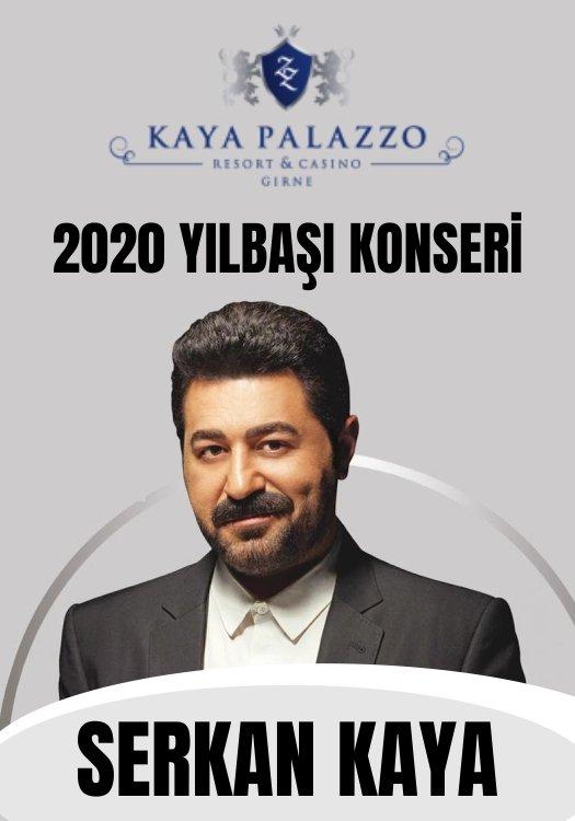 Kaya Palazzo Kıbrıs Yılbaşı Programı 2020