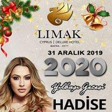 Limak Cyprus Deluxe Hotel Yılbaşı 2020