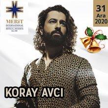 Merit Crystal Cove Kıbrıs Yılbaşı 2020