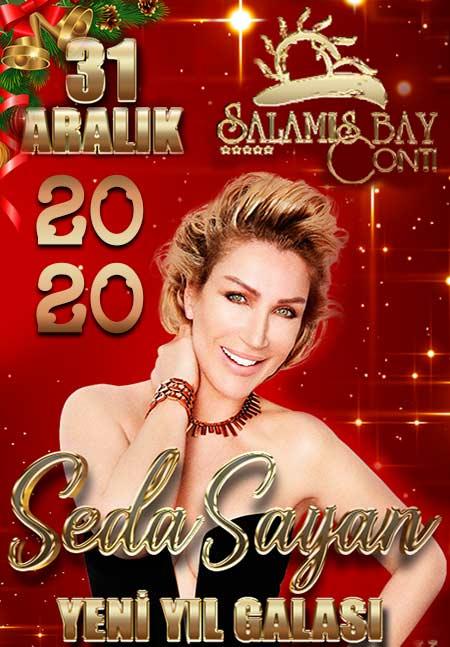 Salamis Bay Conti Resort Hotel Yılbaşı 2020